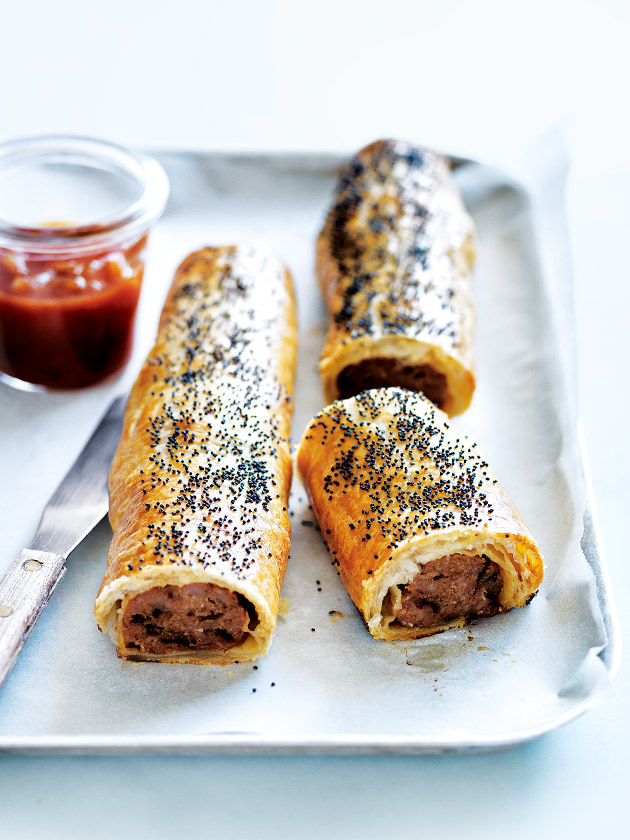 LUNCHBOX IDEAS OUR FAVOURITE SAUSAGE ROLL