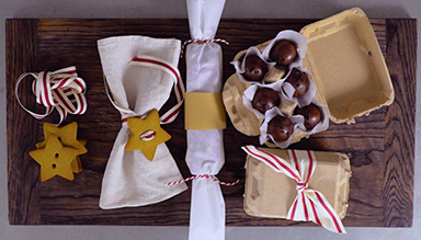 CHRISTMAS STYLE TIPS FOR EDIBLE GIFTS