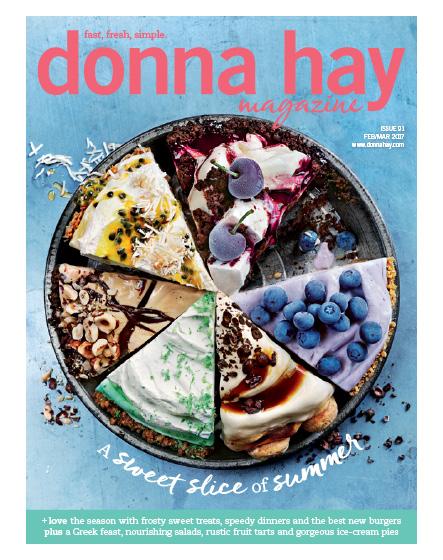 Donna Hay Magazine Issue 69