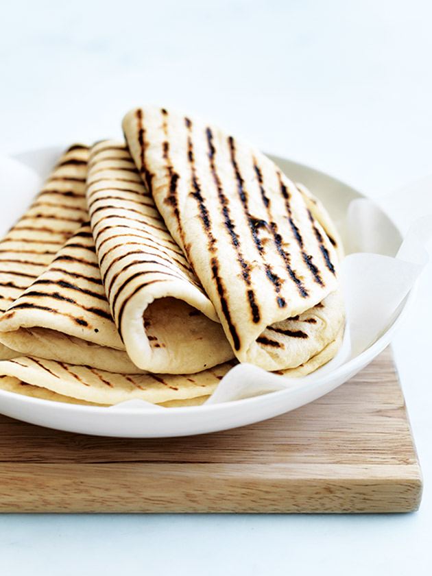 HOW-TO COOK THE PERFECT FLATBREAD