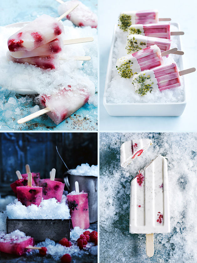 FROSTY FAVOURITES SUPER-COOL TREATS TO MAKE AT HOME