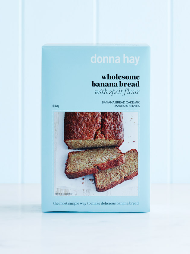 EXCITING NEW PRODUCT MY EASIEST-EVER BANANA BREAD WITH WHOLESOME SPELT FLOUR IS YOUR NEW GO-TO