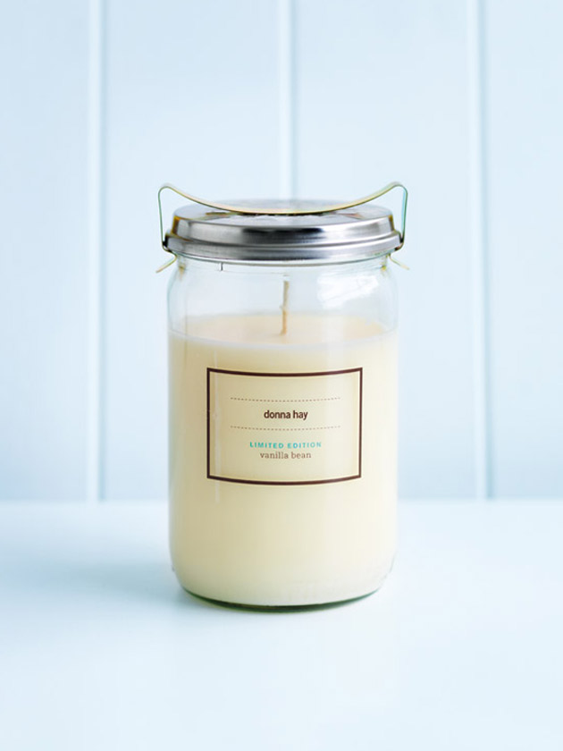 LIMITED EDITION SWEET VANILLA CANDLE
