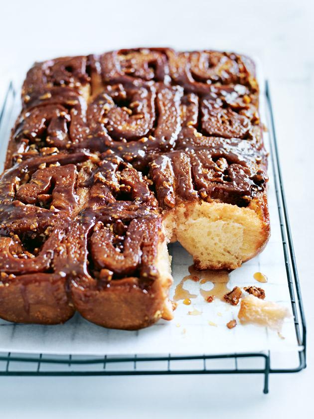 Cinnamon Sticky Buns | Donna Hay