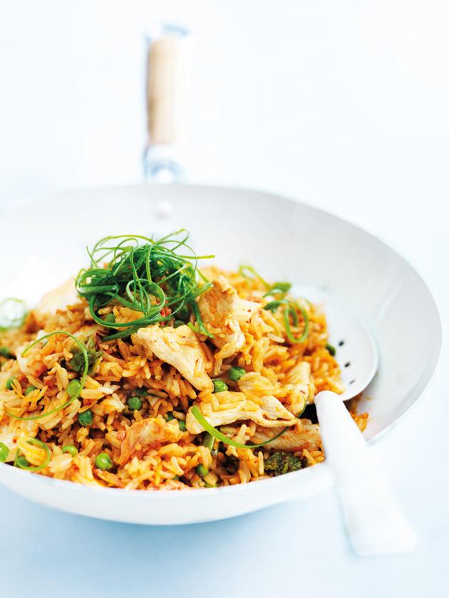 Kimchi Fried Rice | Donna Hay