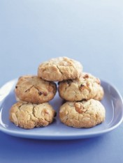 apricot and coconut cookies