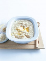 basic baked risotto