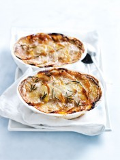 lamb and mint shepherd's pies