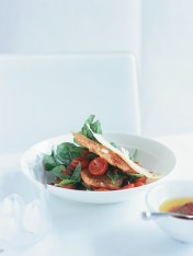 lemon and chilli bread salad