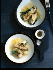 lemon and tarragon fish stew