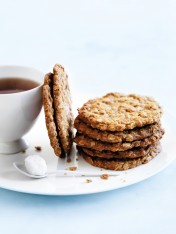 oaty anzac biscuits