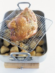 oregano-roasted turkey
