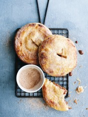 pear and caramel hand pies