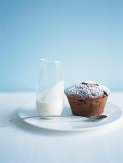 rum and raisin puddings