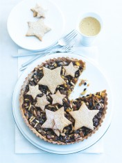 spiced brown sugar mince pie