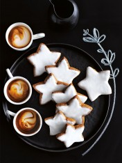 spiced star cookies