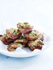 Baked Zucchini With Pancetta & Breadcrumbs Recipes — Dishmaps