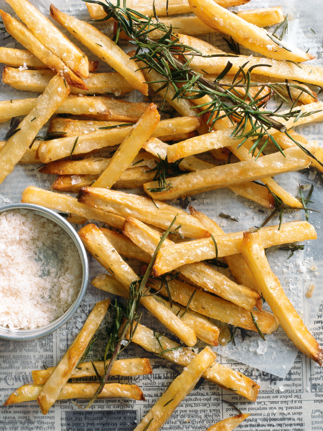 Matchstick rosemary potatoes, Donna Hay | Food | Pinterest
