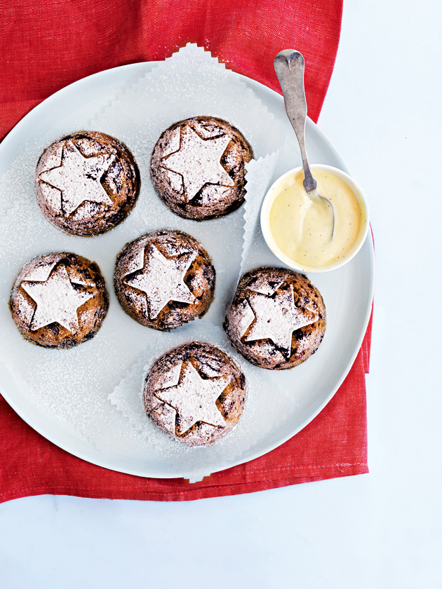 mini Christmas puddings