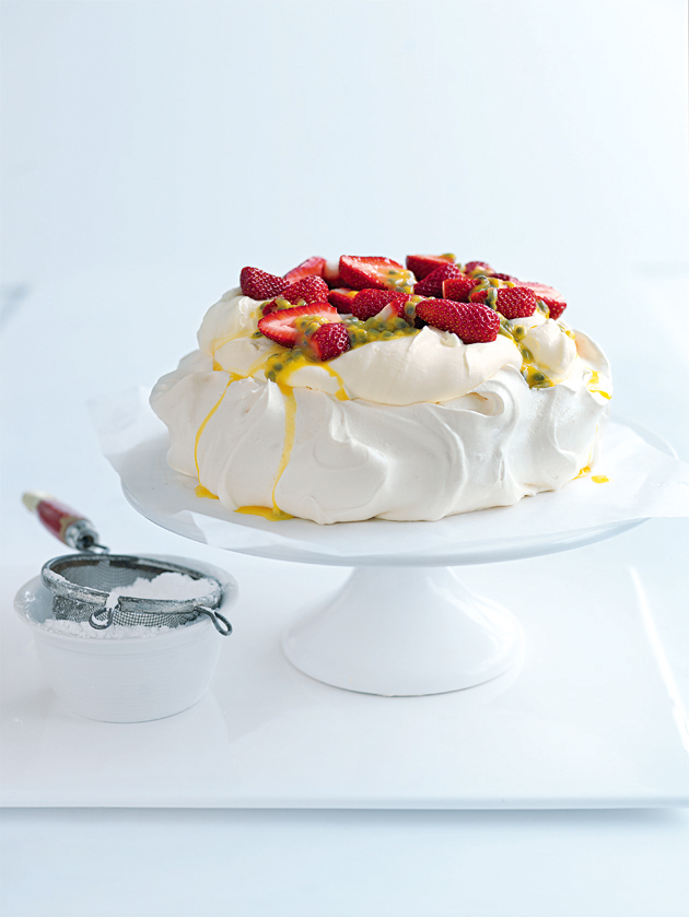 home / recipes / / pavlova