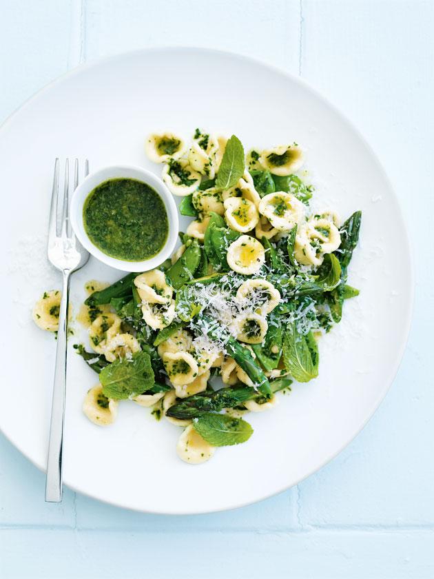 and fresh mozzarella relishing mint and pea pesto mint and pea pesto ...