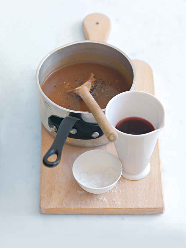 red wine gravy