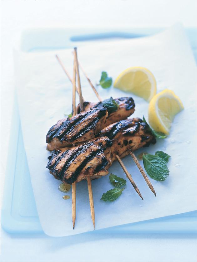 ... spiced lamb kabobs broasheht recipes dishmaps spiced lamb kabobs