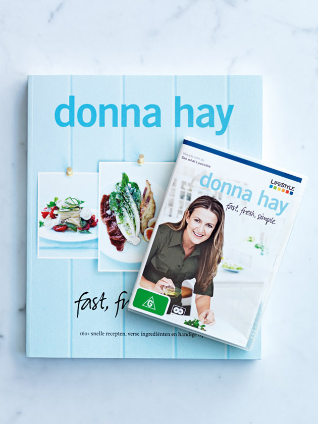 fast fresh simple DVD and book offer