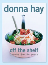off the shelf – cooking from the pantry