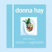 simple essentials – salads + vegetables