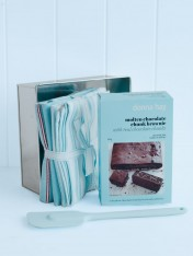 brownie hostess baking kit
