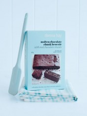 chocolate brownie baking starter kit
