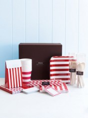 complete party pack - red stripes