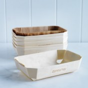 french wooden baking trays – large rectangular