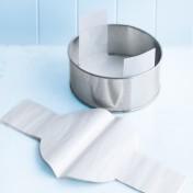pre-cut parchment papers – round