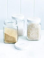 Glass storage Jars - Small