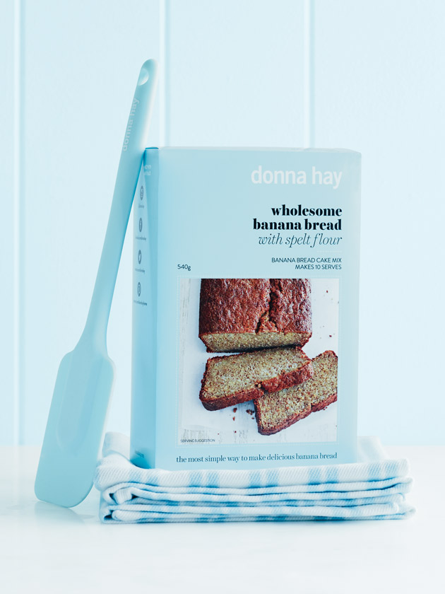 NEW TO THE BAKING RANGE MY EASIEST-EVER BANANA BREAD WITH WHOLESOME SPELT FLOUR IS YOUR NEW GO-TO