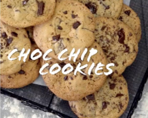 basics to brilliance: chewy chocolate chip cookies